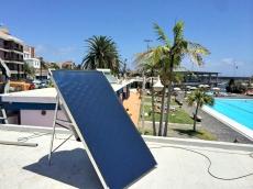 Instalaciones en la Isla de La Palma